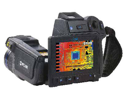 Пакетные предложения SC650 и SC450 для НИОКР от FLIR Systems.