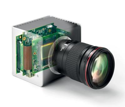 Ampleye представили низкошумную камеру высокого разрешения